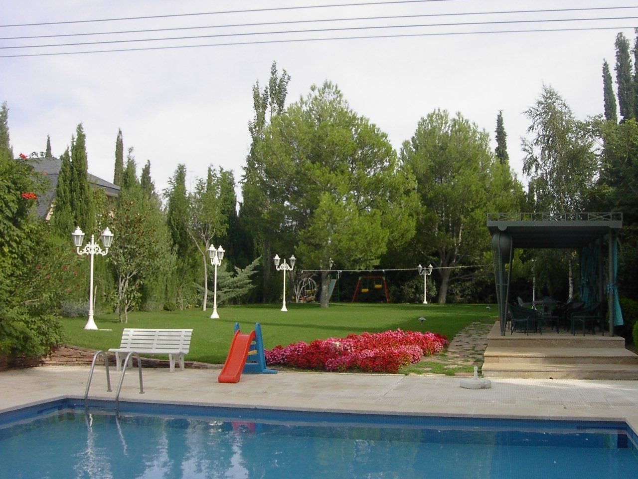 Foto 16 de Jardines (diseño y mantenimiento) en Huesca | Jardinería Belsué