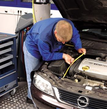 La DGT apoya el correcto mantenimiento del vehículo