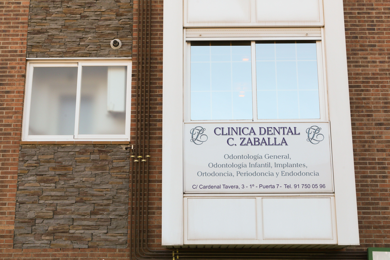Foto 1 de Dentistas en Madrid | Clínica Dental Dra. Consuelo Zaballa