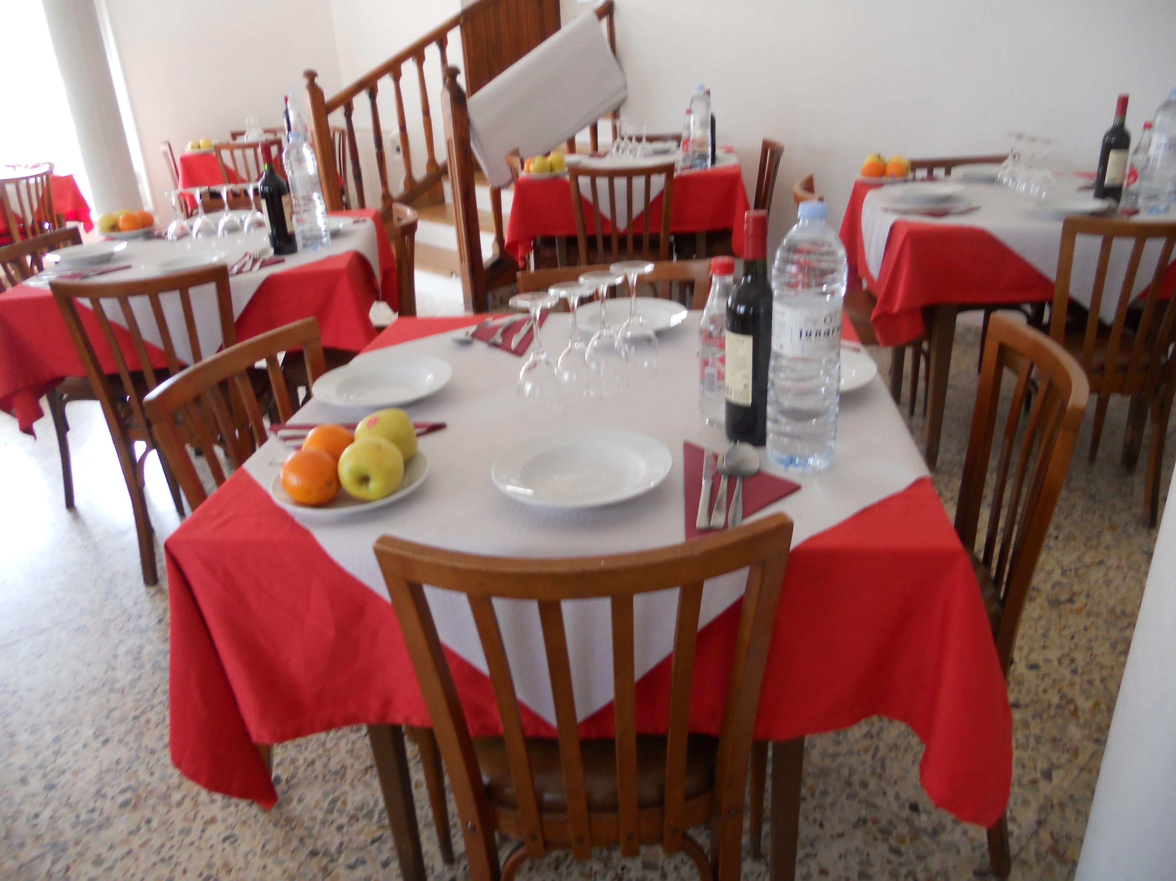 Nuestro Restaurante: Catálogo de Hostal Restaurante Esteras