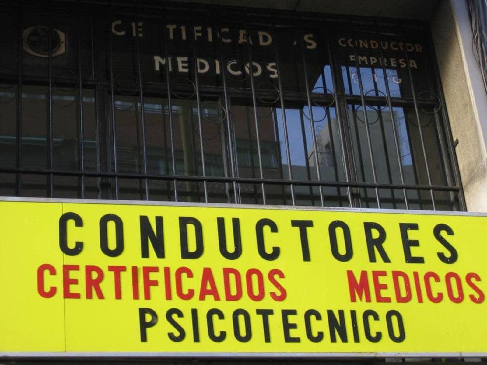 Psicotécnico de carnet de conducir en Arganzuela Madrid