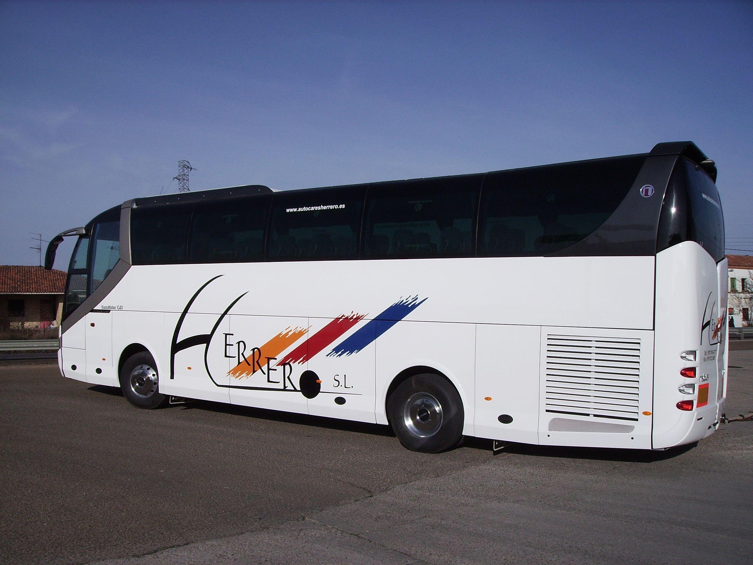Autocares escolares en Palencia a buen precio