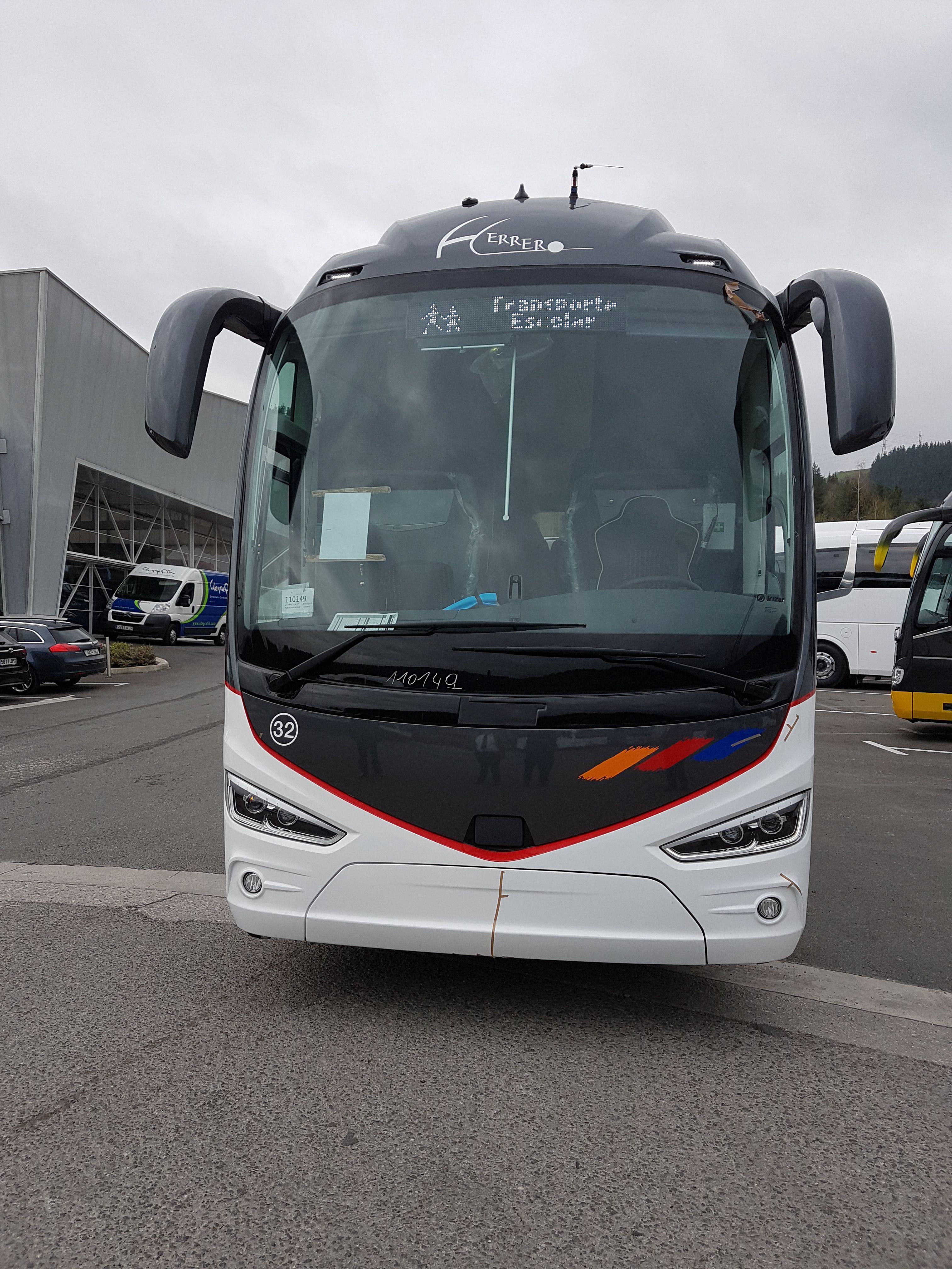 Alquiler de autocares en Palencia con más de 50 años en el sector