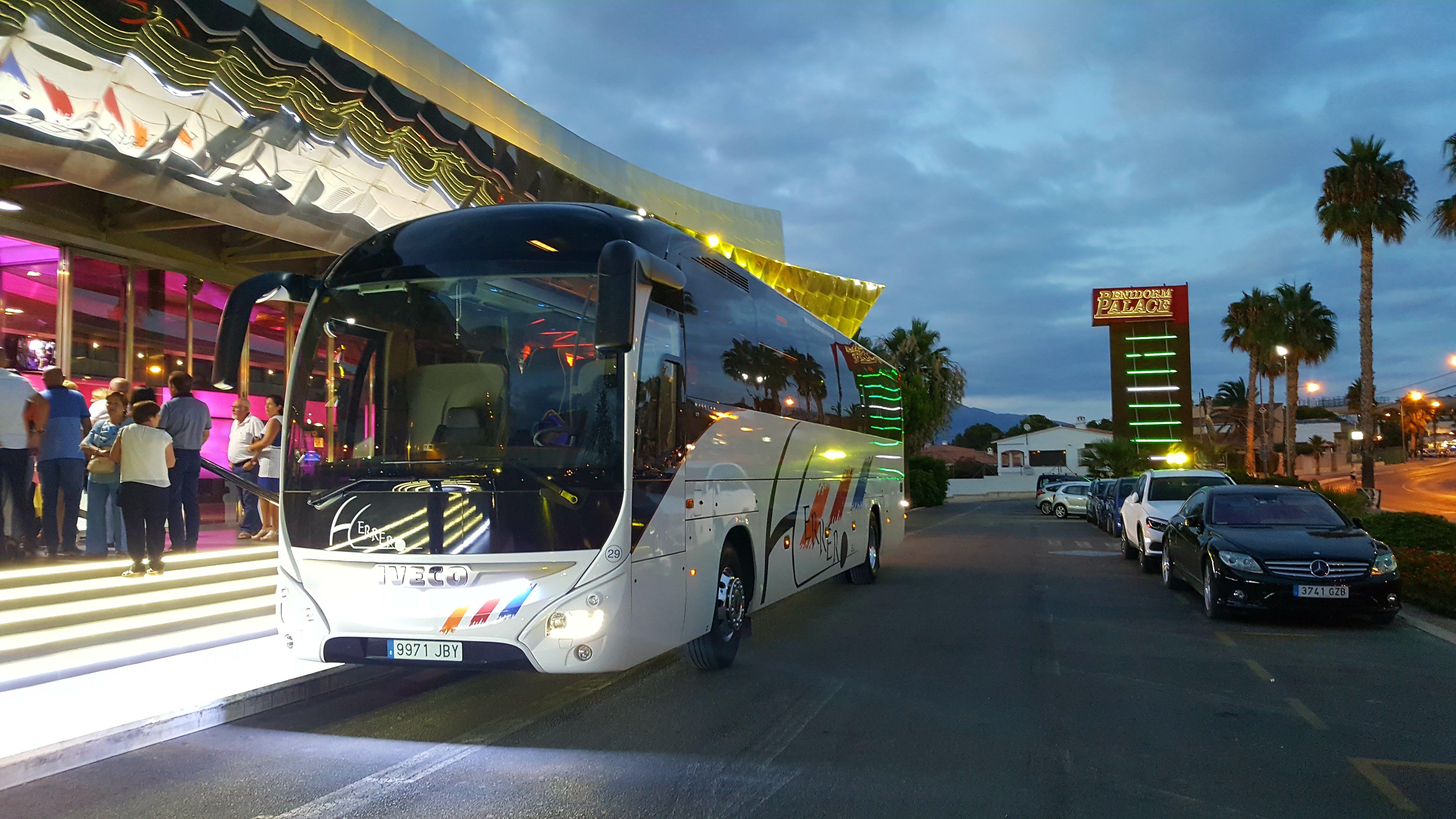 Realizamos rutas con nuestros autocares por toda Europa