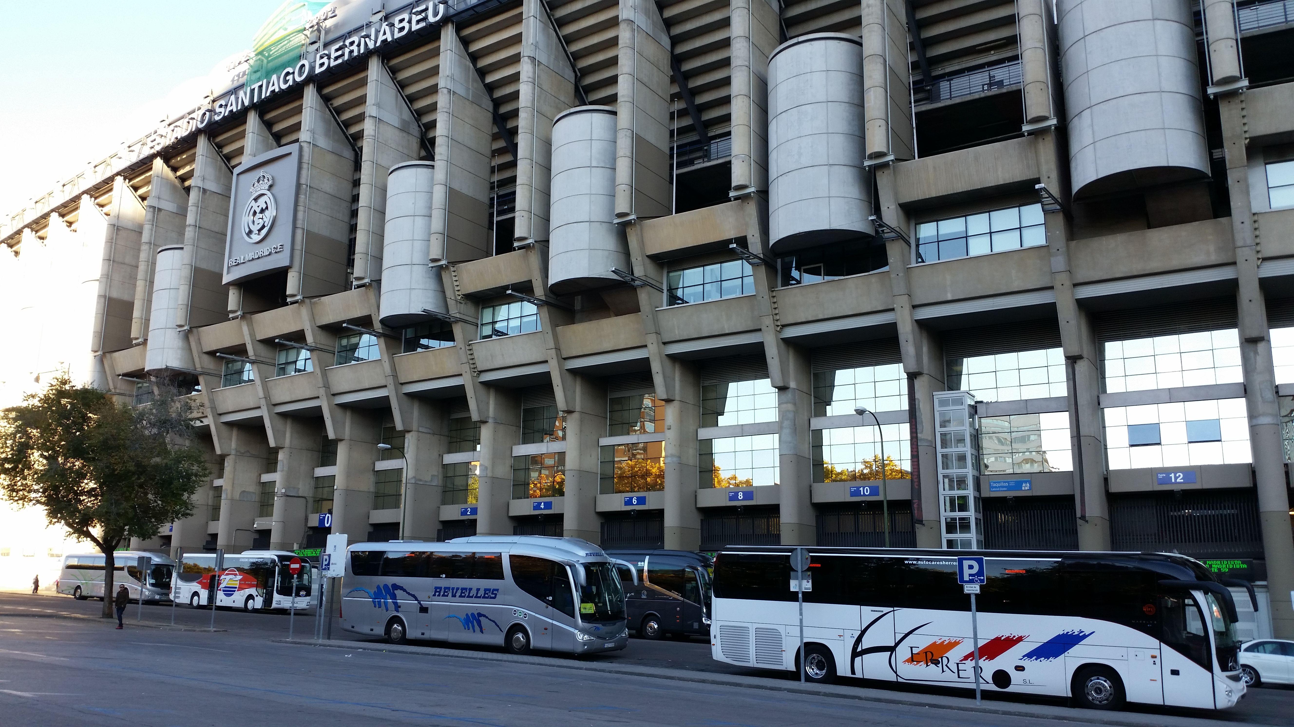 Alquiler de autocares en Palencia eventos deportivos, equipos de fútbol