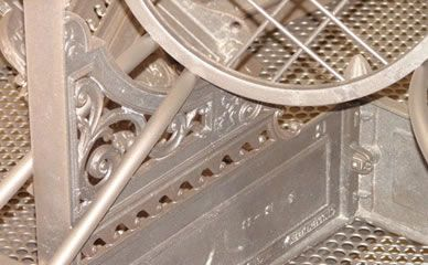 Decapado de pintura y granallado de metales