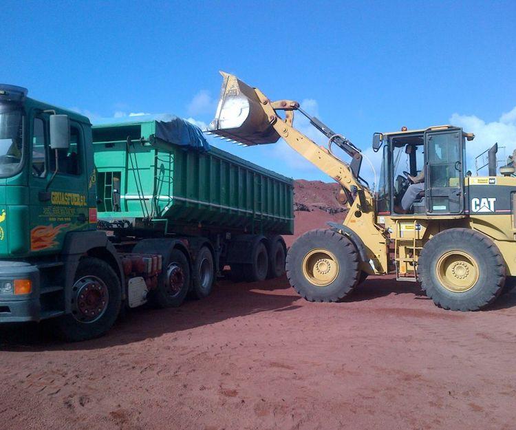 Transportes especiales en Fuerteventura