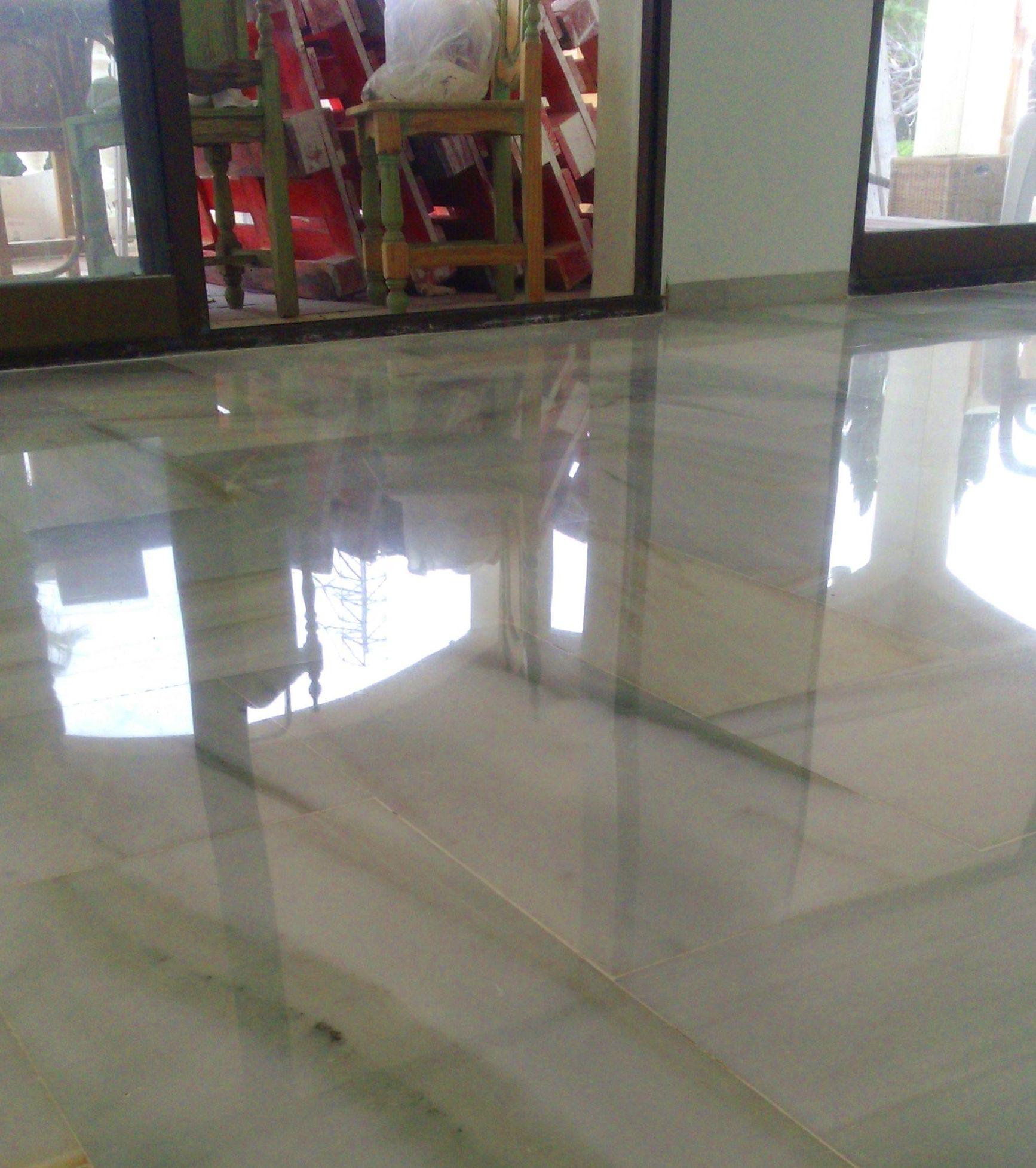 Foto 4 de Sistema ecológico de pulido, abrillantado y vitrificado de suelos en  | Pulido de Suelos Eco-Gloss