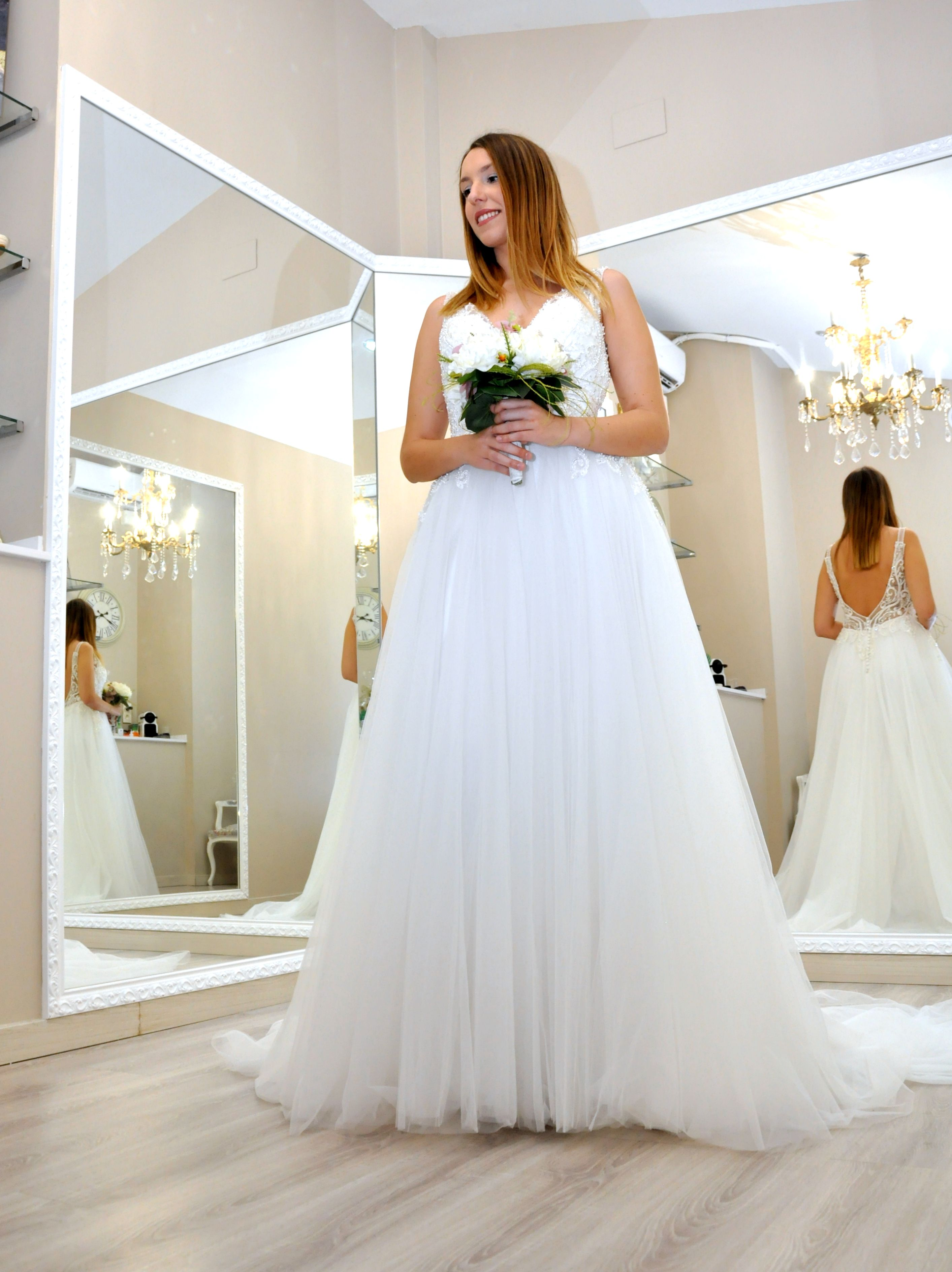 Vestidos de novia en Sant Boi de Llobregat