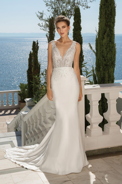 Vestidos de novia y fiesta en Barcelona