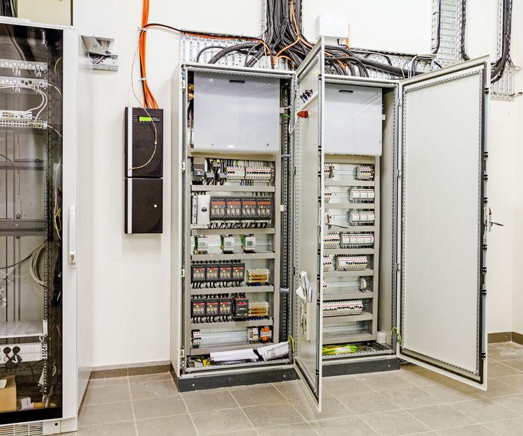 Electricista industrial en Bizkaia