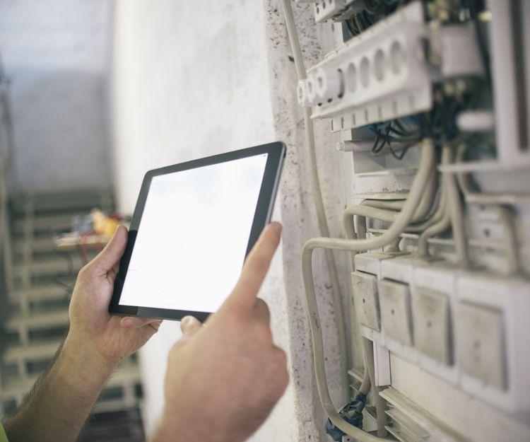 Montajes eléctricos industriales en Bizkaia