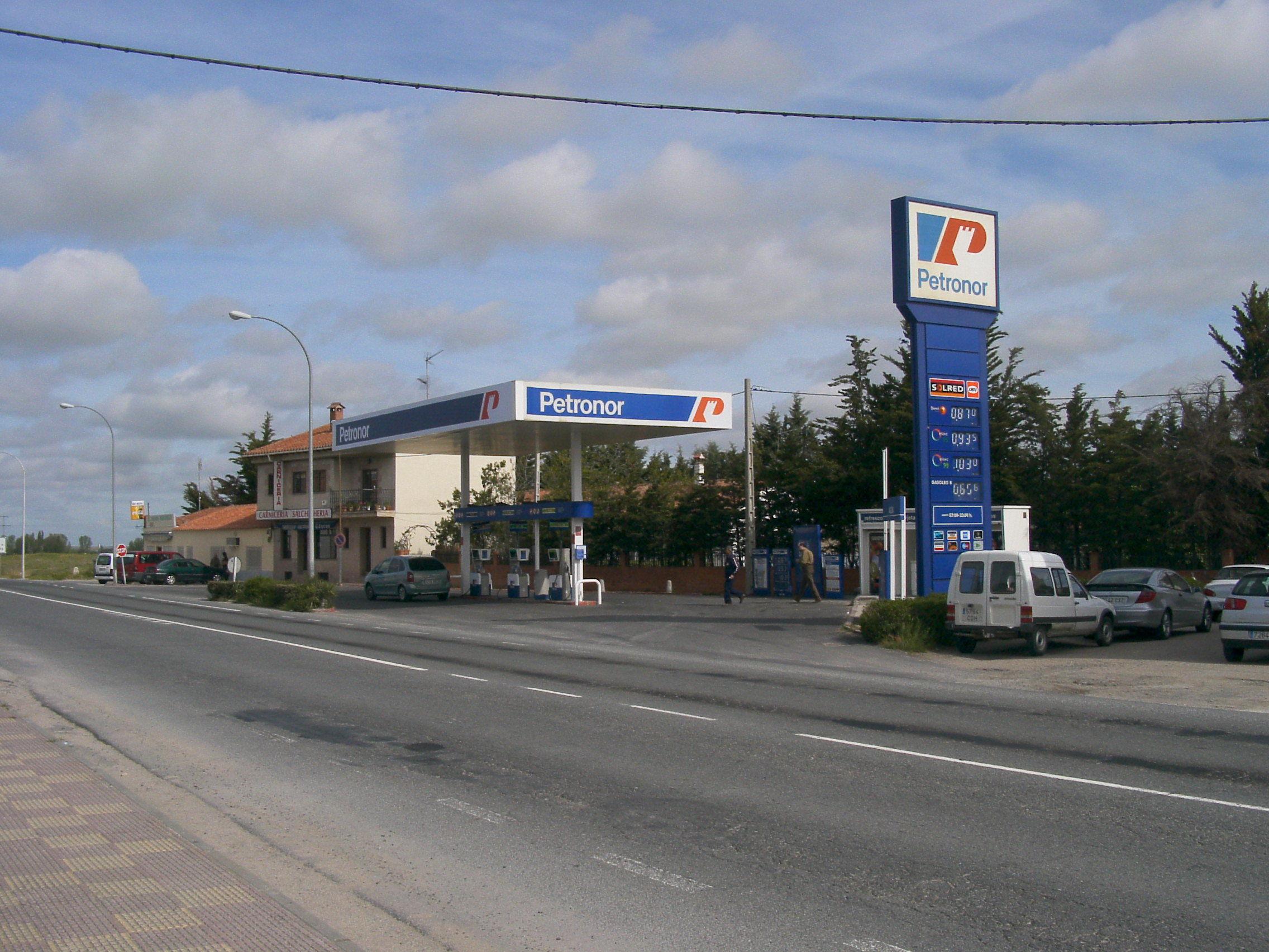Foto 4 de Gasóleo en Ávila | Carburantes Terceño