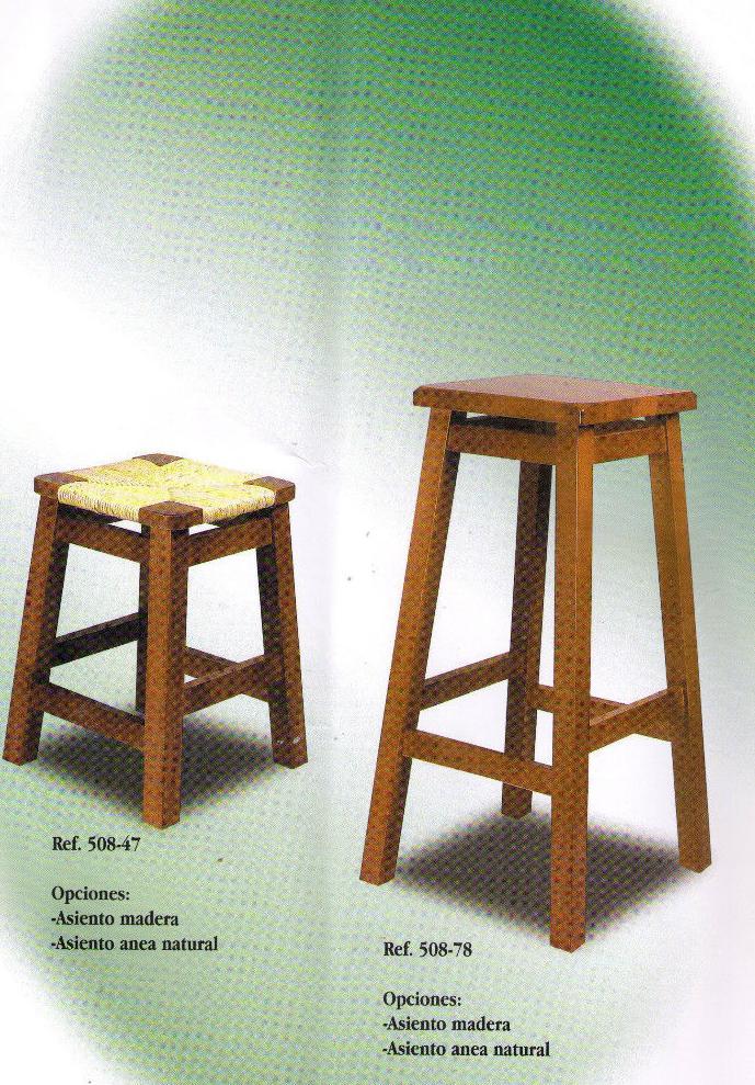 Fábrica de mesas, sillas y muebles auxiliares