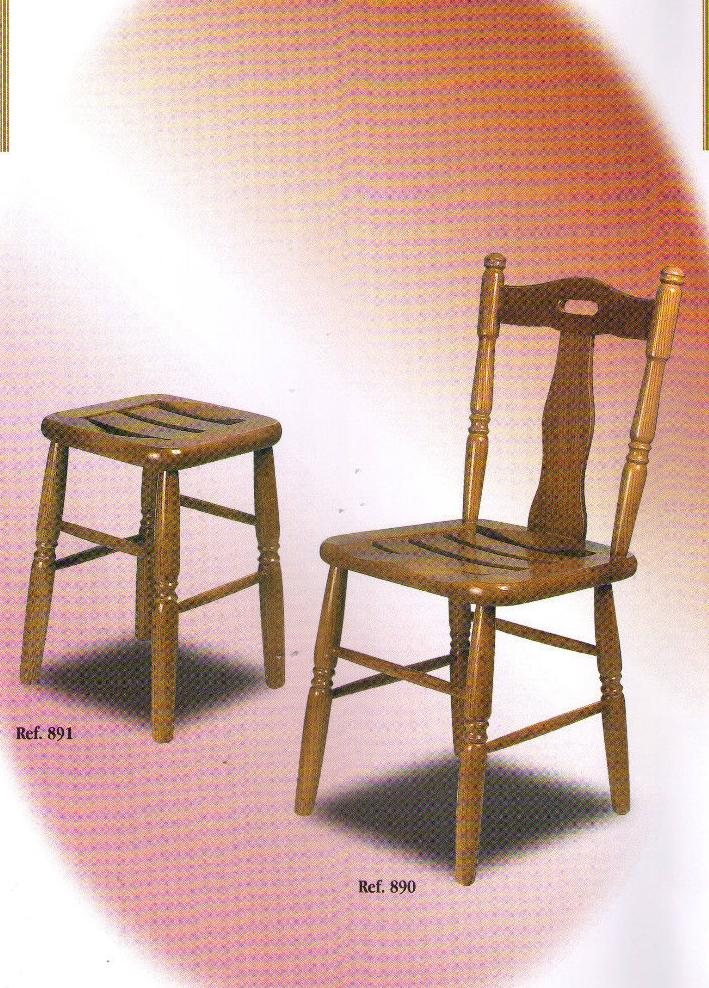 Fábrica de sillas en La Rioja