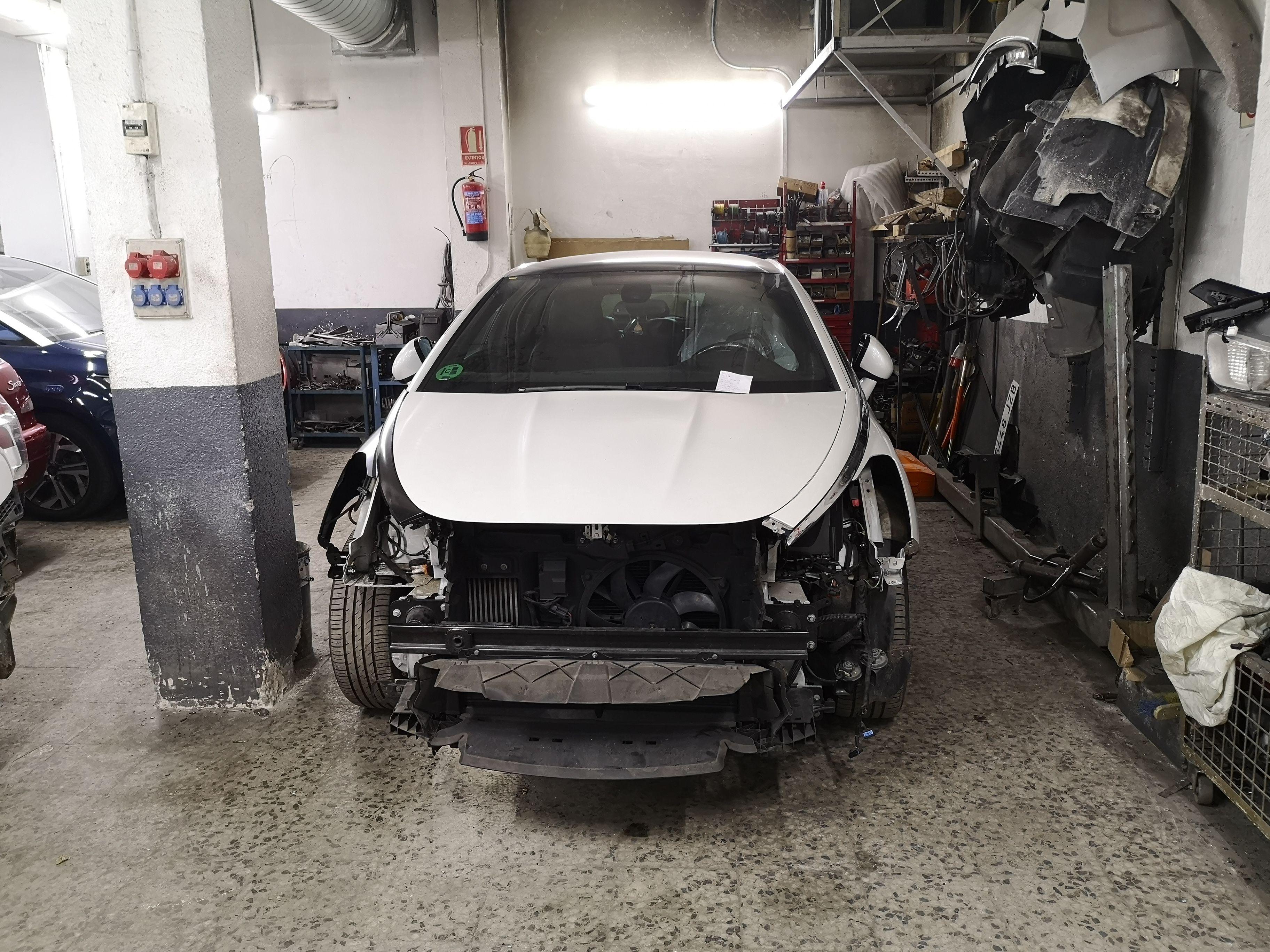 Reparación de coches Madrid