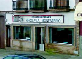 Foto 1 de Hormigón (prefabricados) en Monesterio | Hnos. Vila Monesterio