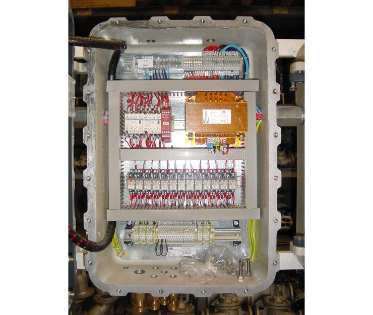Instalaciones eléctricas para zonas ATEX en el Vallés Occidental