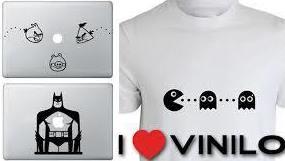 Vinilo para tus camisetas