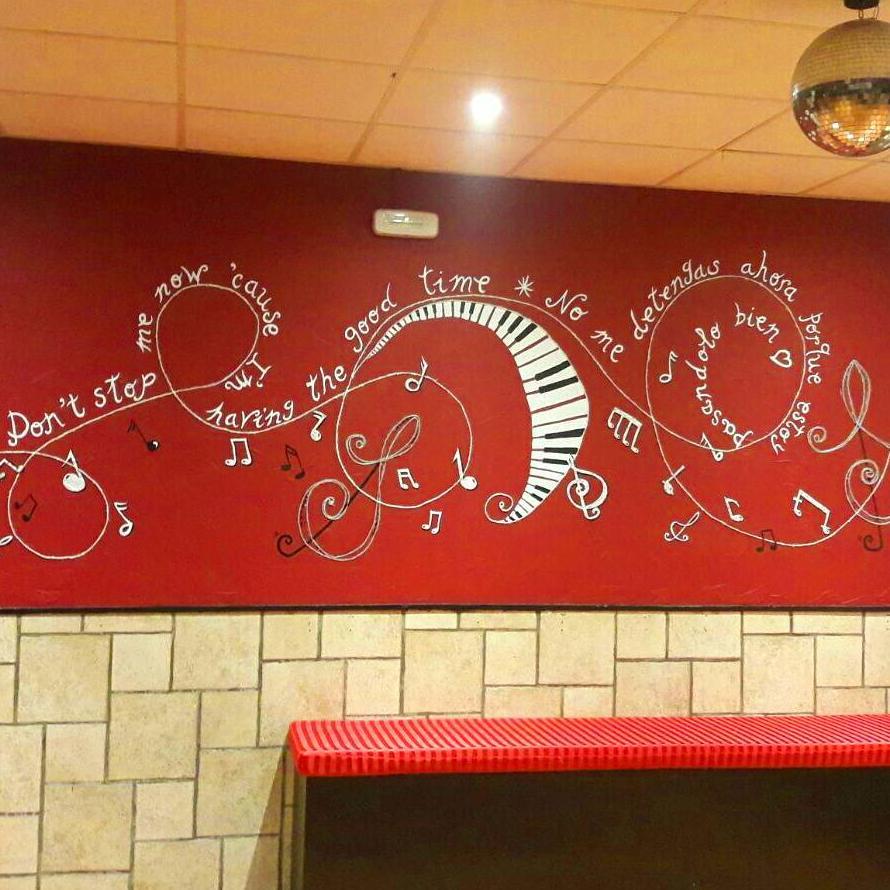 Nuestras paredes cobran vida!!!!!
