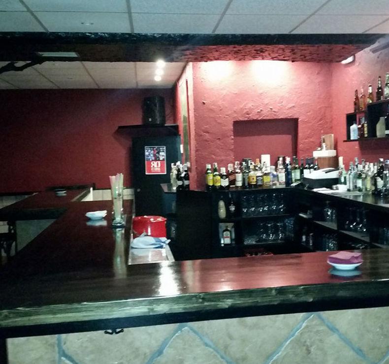 Bar de copas en Villalba