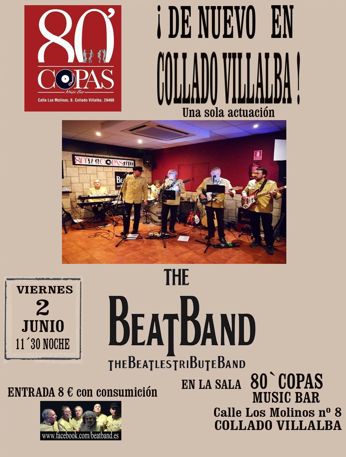 Bar de copas Collado Villalba