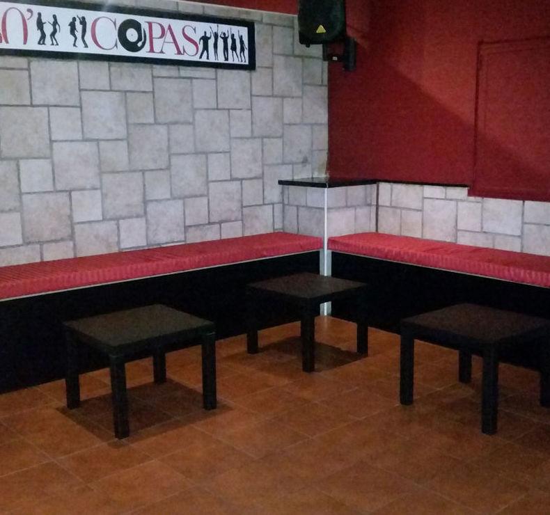 Un rincón de nuestro bar