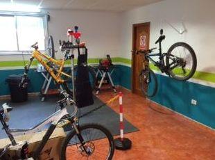 Venta, reparación y mantenimiento de bicicletas