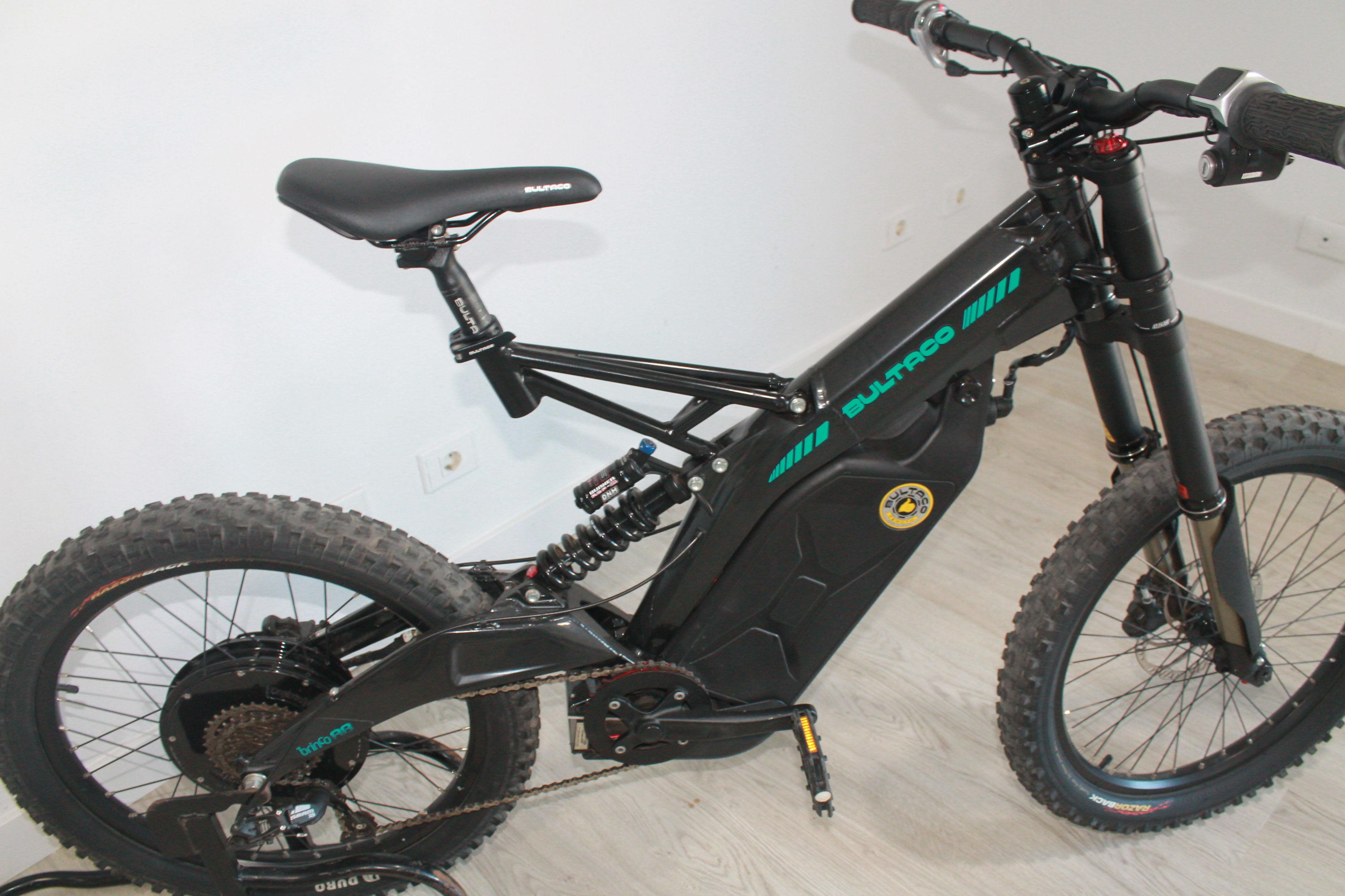 Bulatco Brinco Rb MODIFICADA 3.600 €: Productos de Bultaco & Bike Doctor
