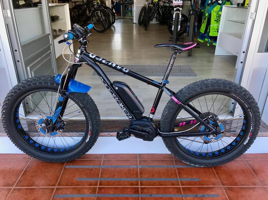 SUPER OFERTA E-FATBIKE MONDRAKER.  3099 €€: Productos de Bultaco & Bike Doctor