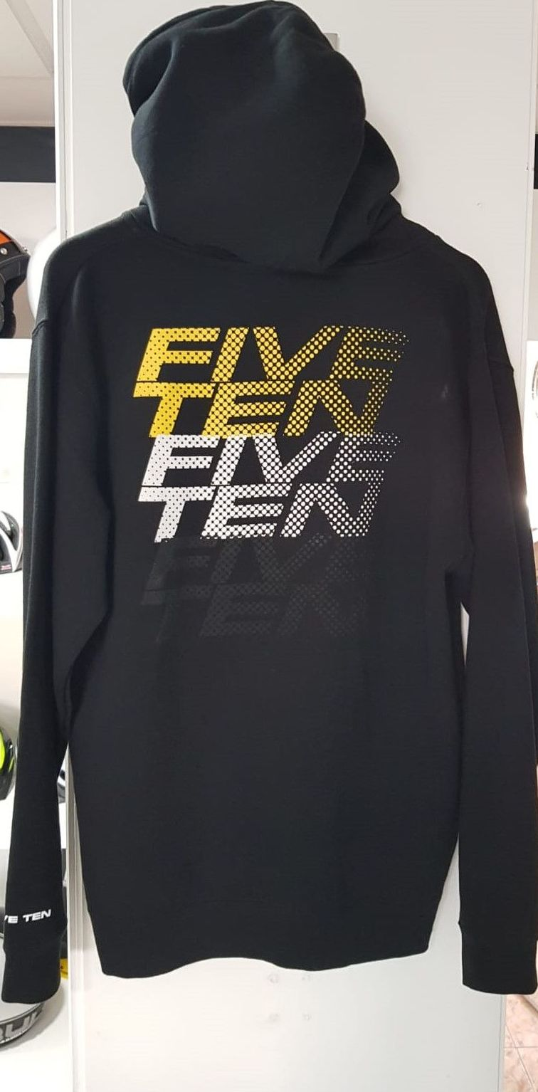 HOODIE FIVE TEN: Productos de Bultaco & Bike Doctor