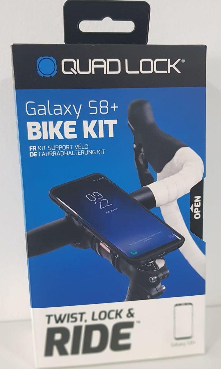 QUADLOCK BIKE KIT MOUNT SAMSUNG GALAXY S8+  60 €: Productos de Bultaco & Bike Doctor
