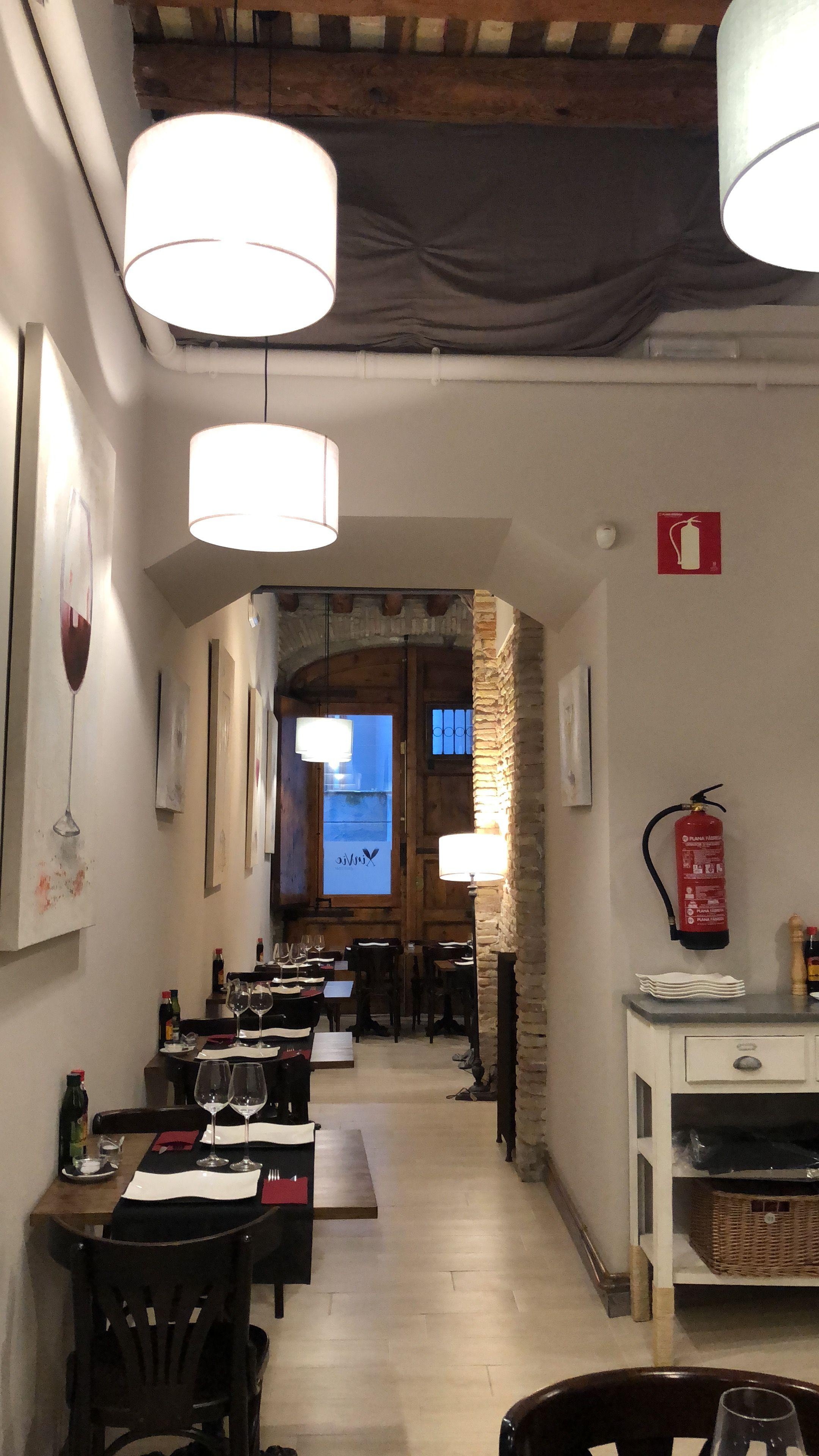 Restaurante gastrobar en Vic
