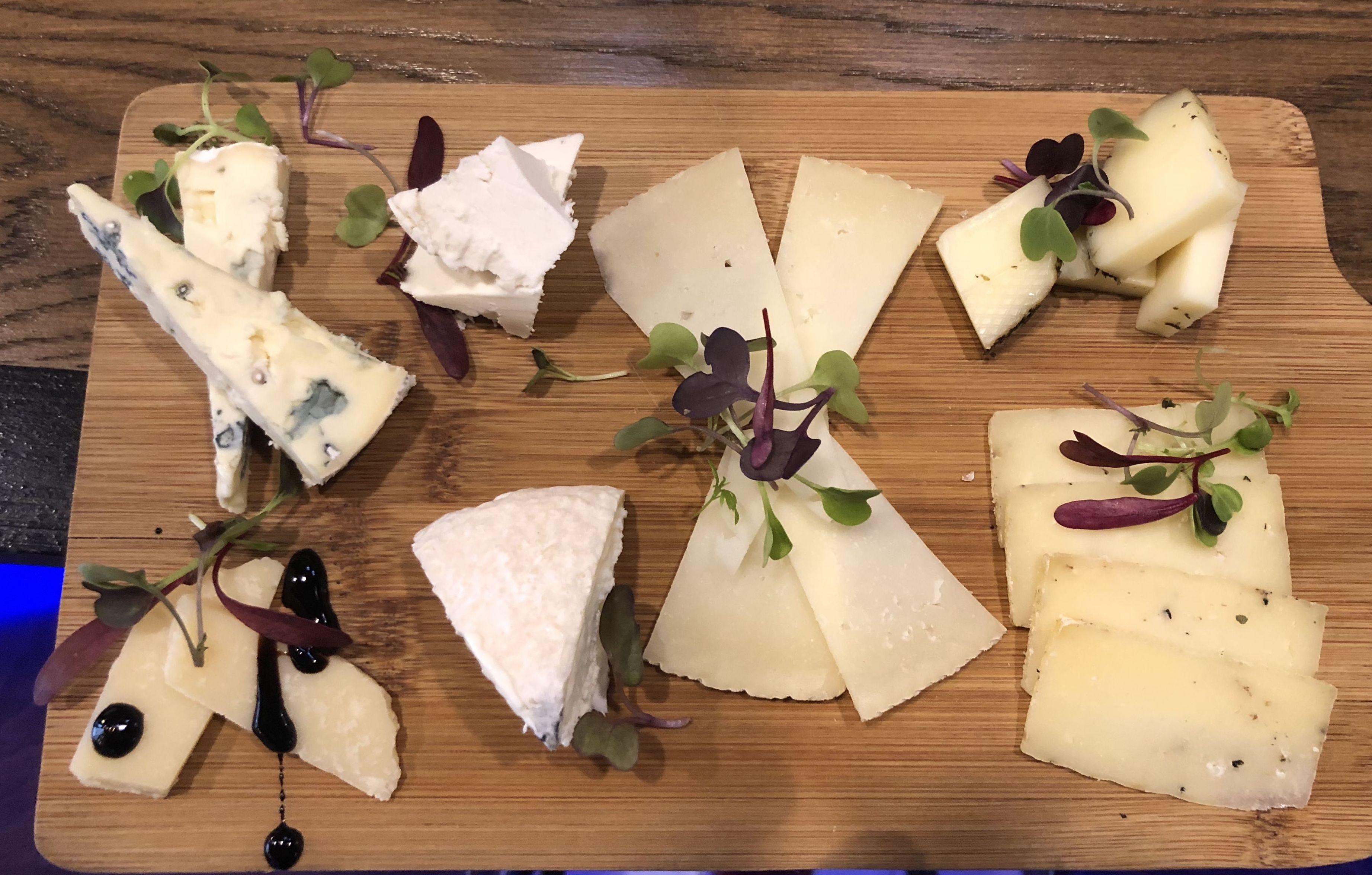 Taula de formatges!