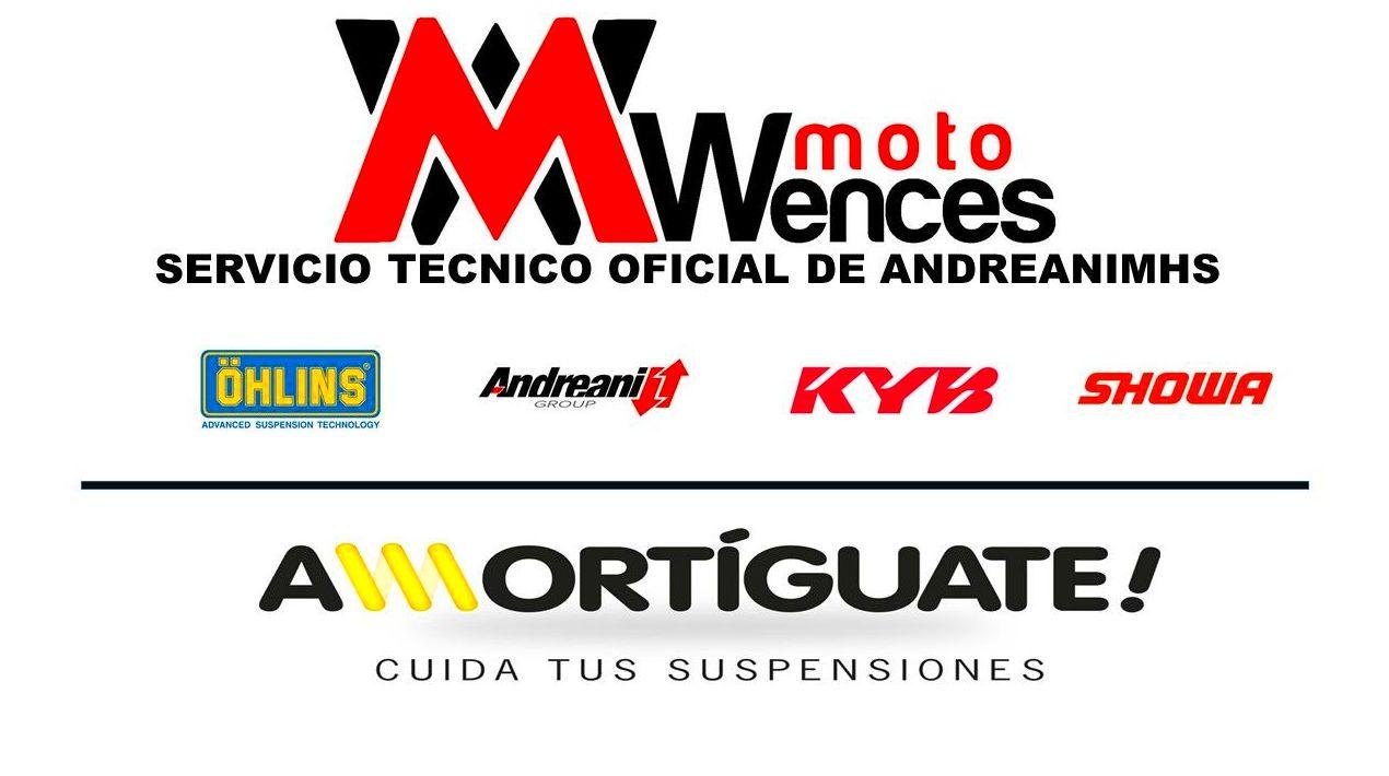 SERVICIO TÉCNICO OFICIAL DE ANDREANIMHS: Servicios de Motowences