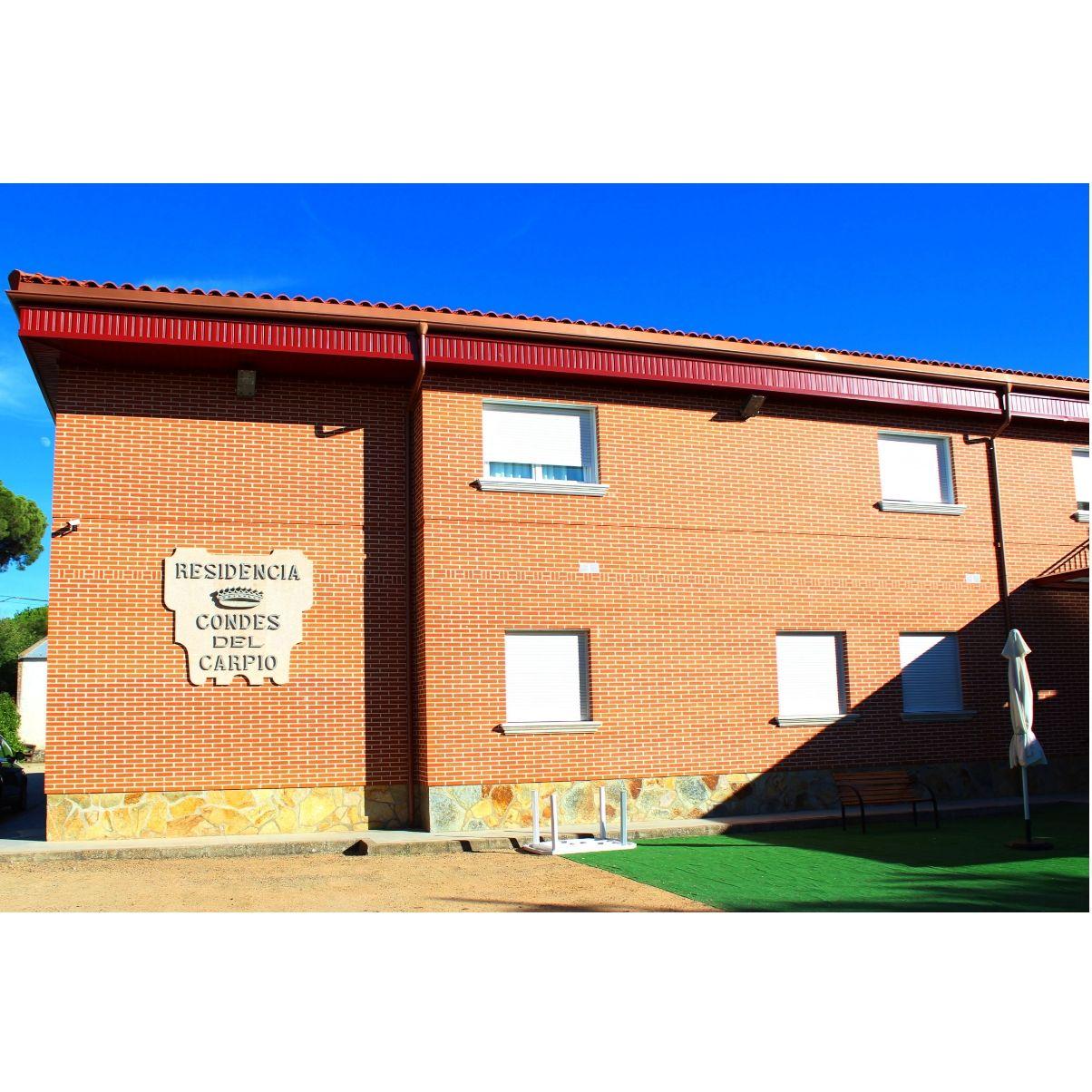 Residencia de ancianos: Servicios de Residencia Condes del Carpio