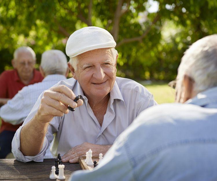 Terapia ocupacional para nuestros mayores