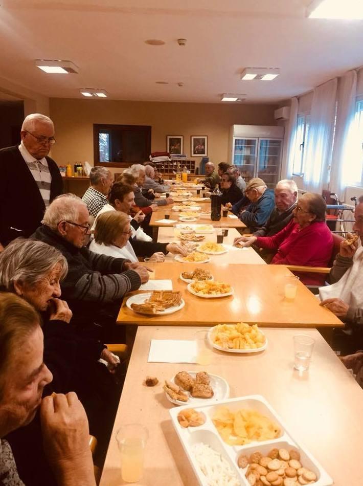 Foto 8 de Residencia para el cuidado de mayores en Valladolid en El Carpio | Residencia Condes del Carpio