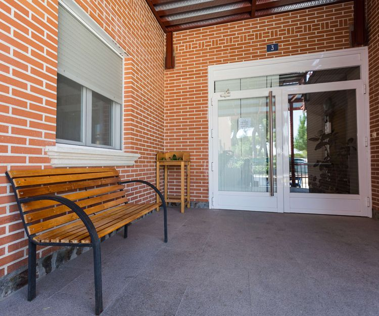 Residencia Condes de Carpio en Valladolid