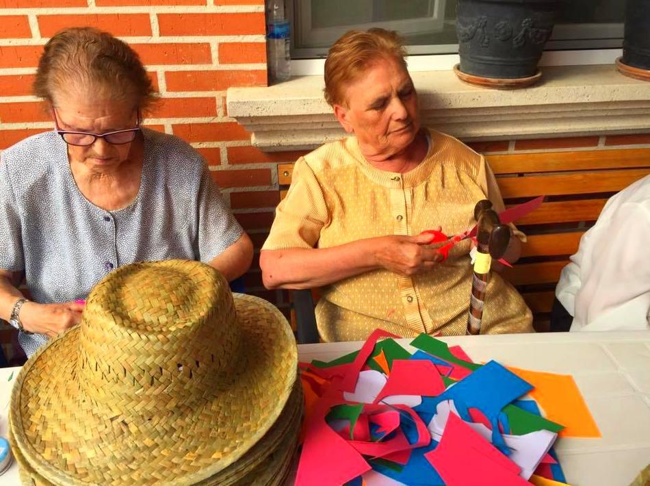 Foto 1 de Residencia para el cuidado de mayores en Valladolid en El Carpio | Residencia Condes del Carpio