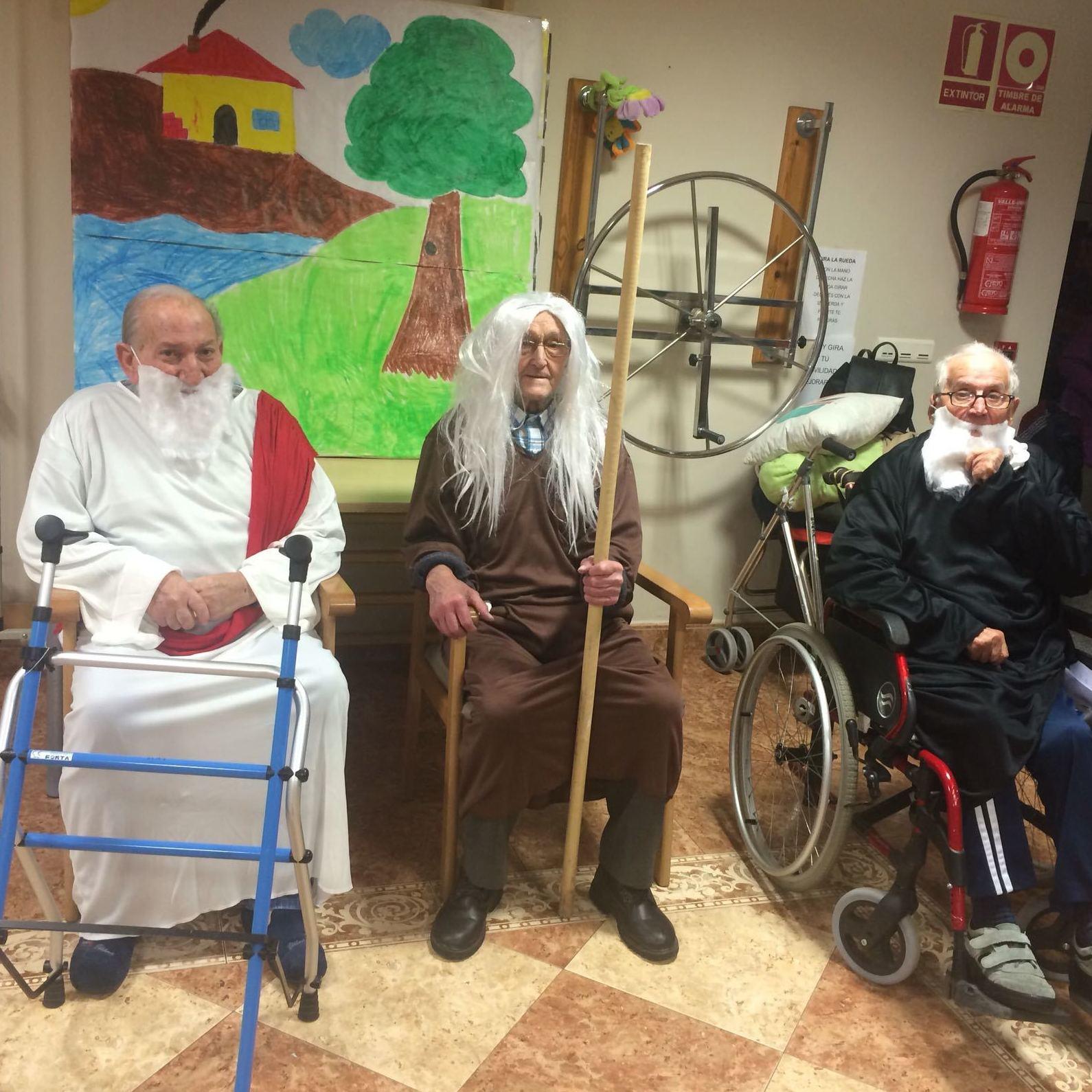 Foto 15 de Residencia para el cuidado de mayores en Valladolid en El Carpio | Residencia Condes del Carpio