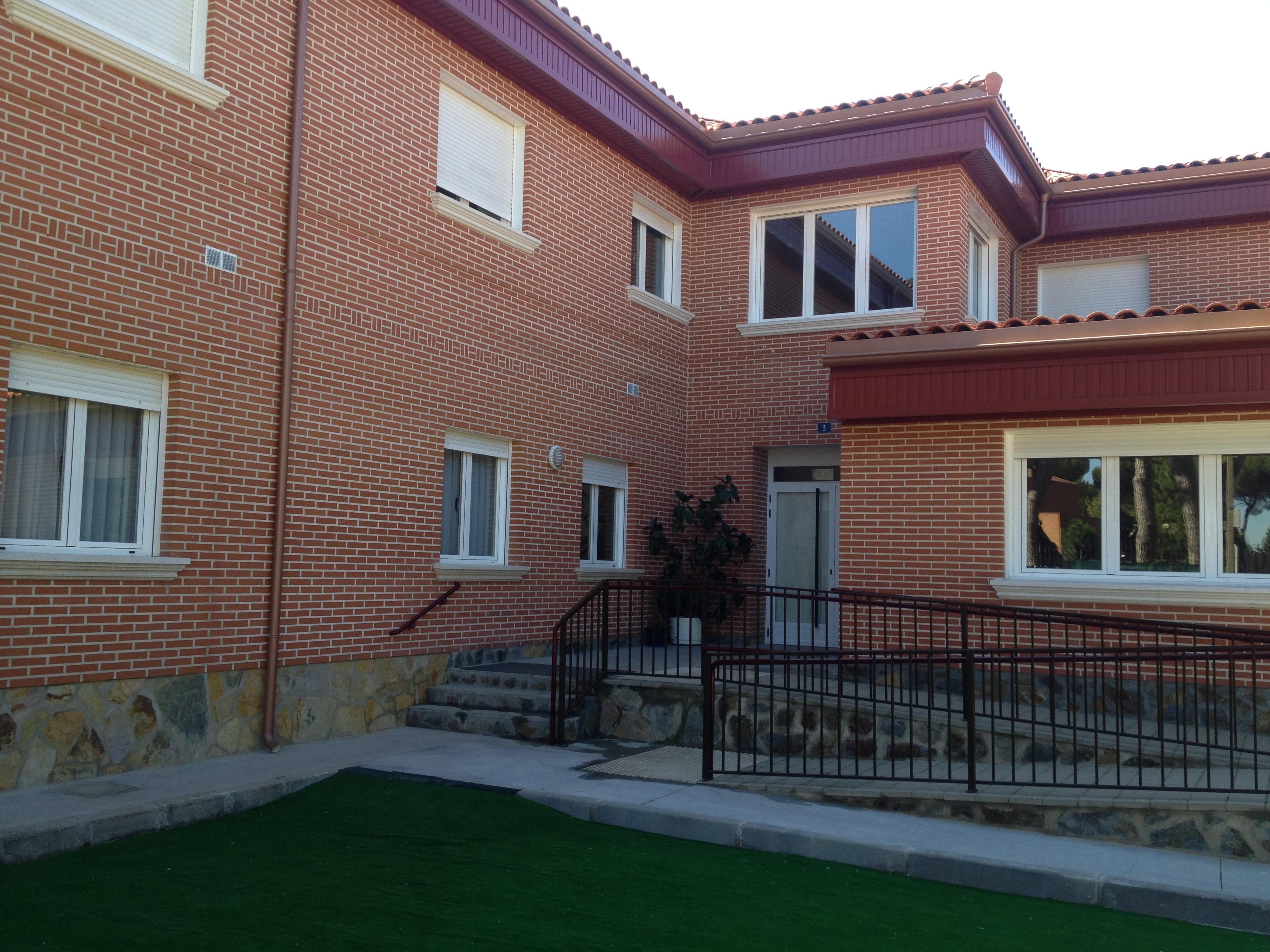 Residencia de ancianos en Valladolid