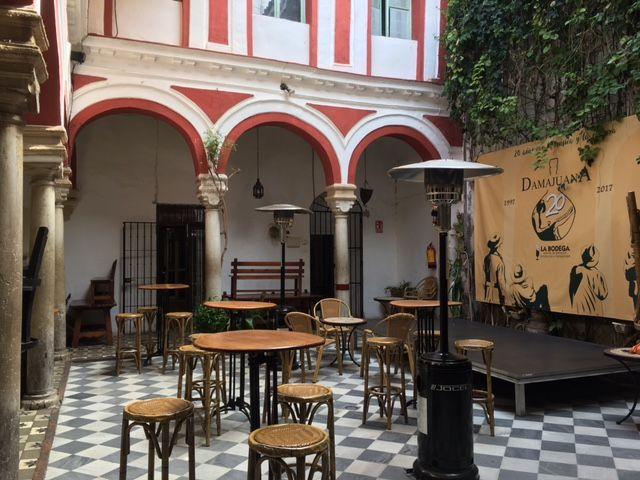 Dónde cenar en Jerez de la Frontera