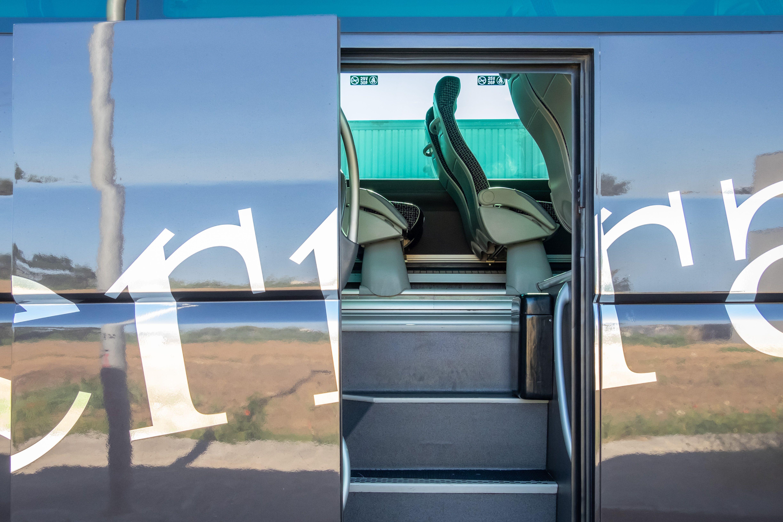 Desplazamientos en autocar largos o cortos