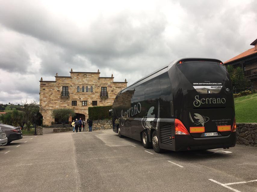 Autocares de lujo para rutas turísticas