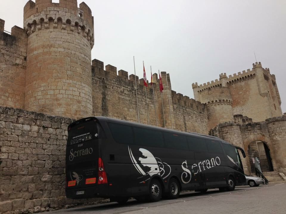 Transporte turístico: Servicios de Autocares Serrano