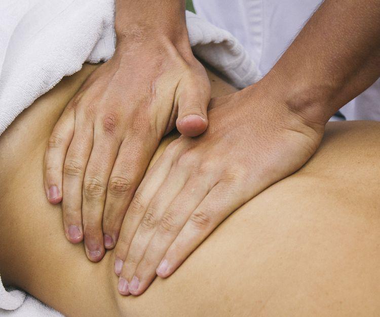 Tratamiento con quiromasaje