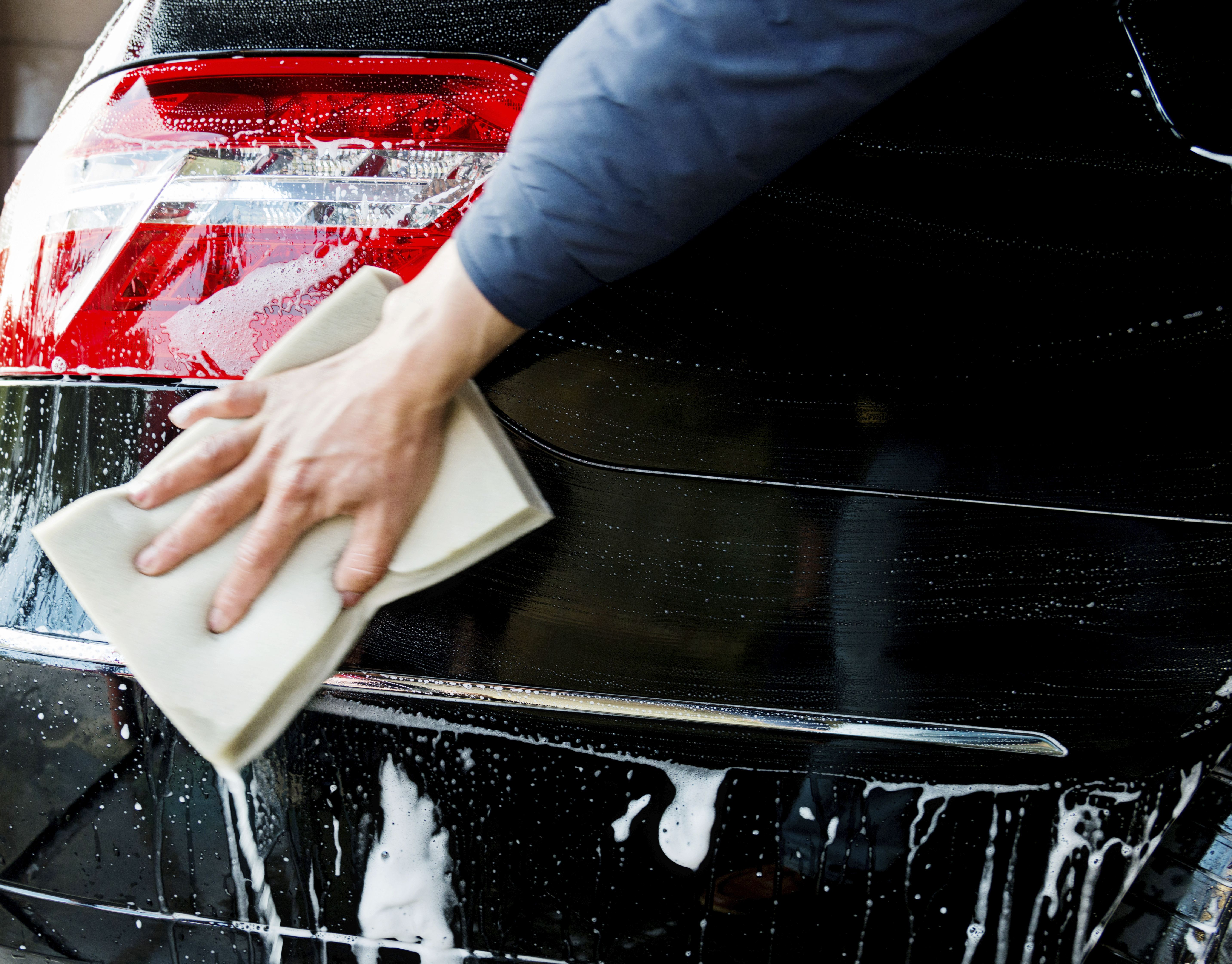 Lavado a mano: Productos de Taller Autolavado El Futuro