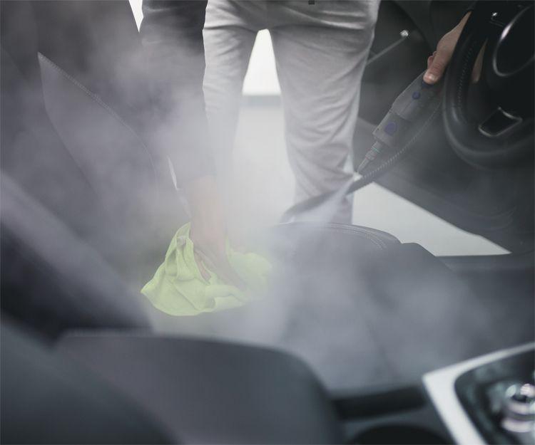 Limpieza de  vehículos en Barakaldo