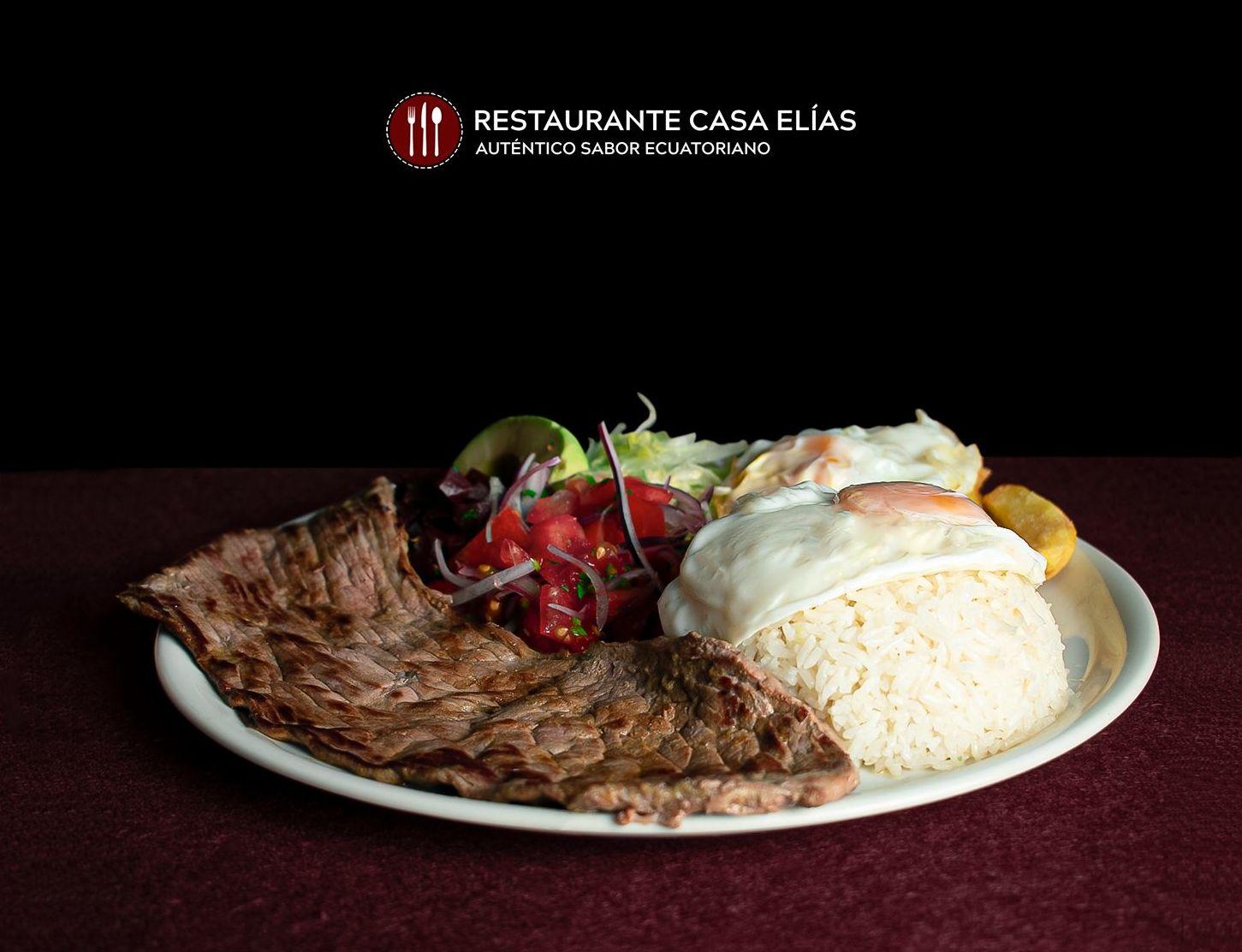 Churrasco: Carta de Restaurante Casa Elías